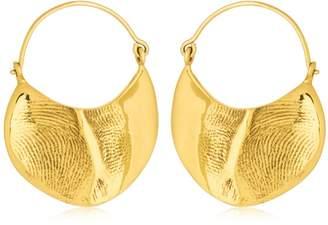 Molded Door Knocker Earrings
