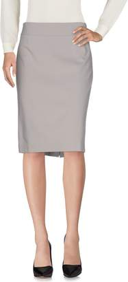 Le Tricot Perugia Knee length skirts - Item 35326427GL