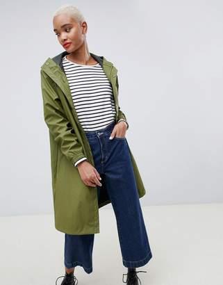 Rains Waterproof Fishtail Parka Jacket