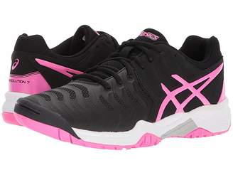 Asics Kids GEL-Resolution(r) 7 GS Tennis (Little Kid/Big Kid)