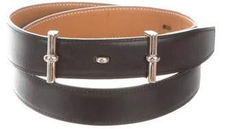 Hermes Box Leather Belt Kit