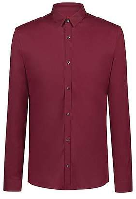HUGO BOSS Extra-slim-fit shirt in stretch cotton