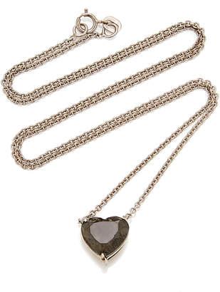 Black Diamond Maria Jose Jewelry 18K Gold And Necklace