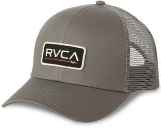 c92bfc7f1b1c1 RVCA Men Logo Graphic Trucker Hat