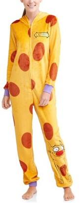 Nickelodeon Catdog Women's and Women's Plus Union Suit