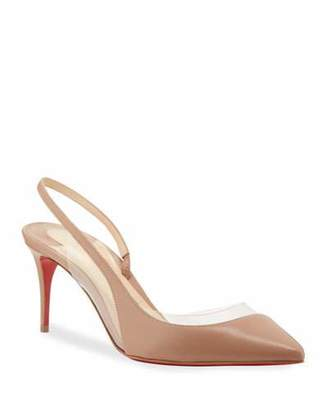 Christian Louboutin Opti Sexy 70mm Red Sole Pumps