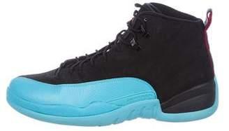 Nike Jordan 12 Retro 'Gamma Blue' Sneakers