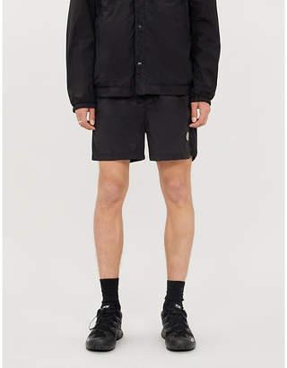 Stone Island Branded shell shorts