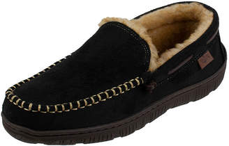 273fe99af5640 Dockers Rugged Collection Faux Fur Moccasin Slippers