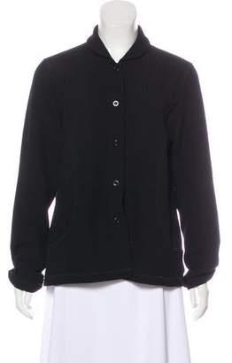 Eileen Fisher Long Sleeve Casual Jacket