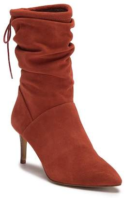 Kensie Nichole Leather Slouch Boot