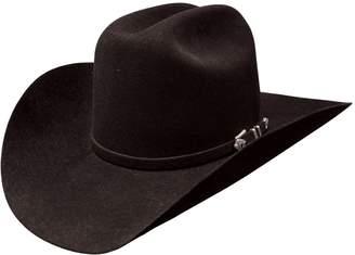 Stetson 4X Apache Buffalo Hat Blac