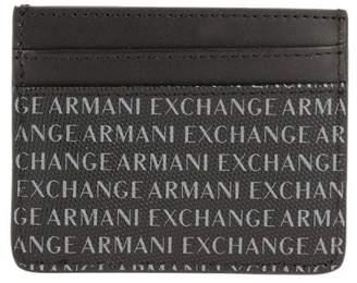 Armani Collezioni (アルマーニ コレッツォーニ) - Armani Collezioni Armani Exchange Wallet Wallet Men Armani Exchange