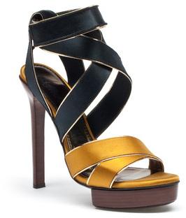 Lanvin Multi-Strap Sandal