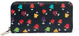 Alice + Olivia Candice Long Stace Face Wallet