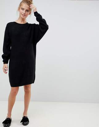 New Look ribbed sweater dress