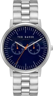 Ted Baker Brit Multifunction Bracelet Watch, 40mm