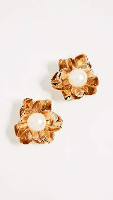 Kate Spade Lavish Blooms Statement Studs