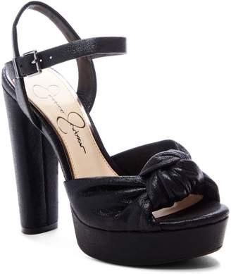 Jessica Simpson Ivrey Knot Platform Sandal