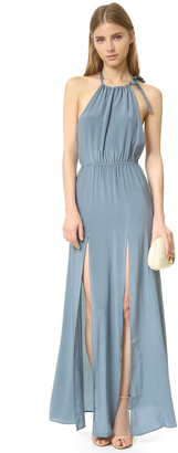 Stone Cold Fox Onyx Gown $415 thestylecure.com