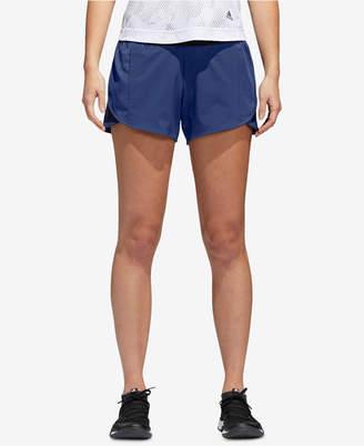 adidas Sport Id Curved-Hem Shorts