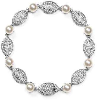 Nadri Simulated Pearl Bracelet