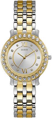 GUESS W1062L4 Blush Two Tone Watch