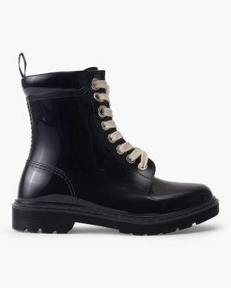 Sergio Rossi Winter Jelly Boot