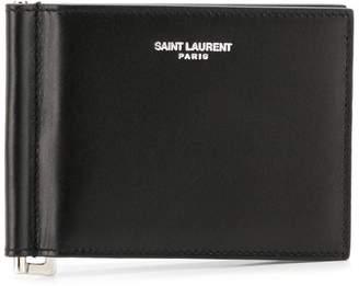 Saint Laurent Bill Clip wallet