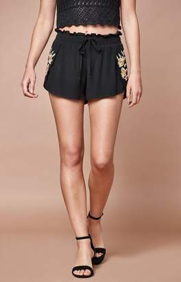 KENDALL + KYLIE Kendall & Kylie Embroidered Shorts