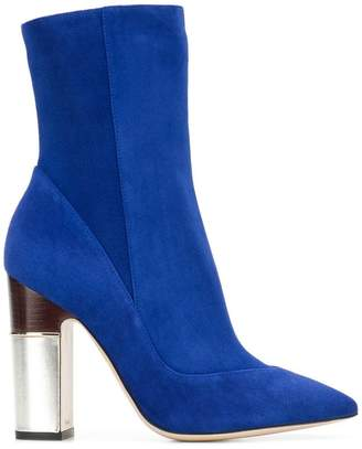 Pollini high ankle boots