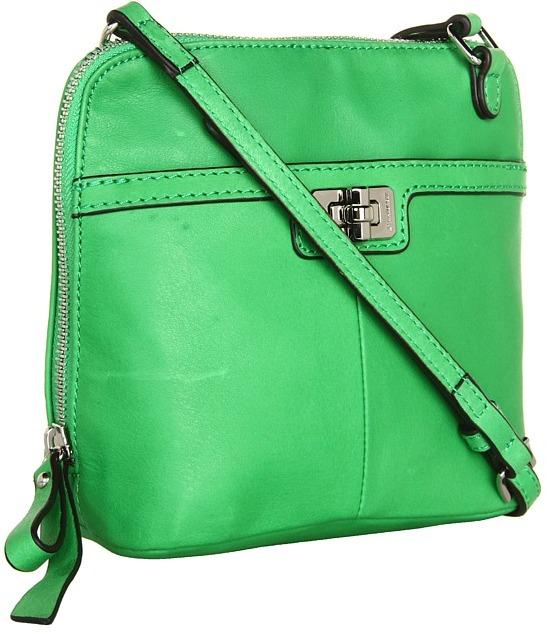 B. Makowsky Maisie Mini Crossbody (Pearl) - Bags and Luggage