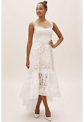 Anthropologie Mariana Wedding Guest Dress