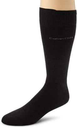 Calvin Klein Men's Egyptian Cotton Dress Socks