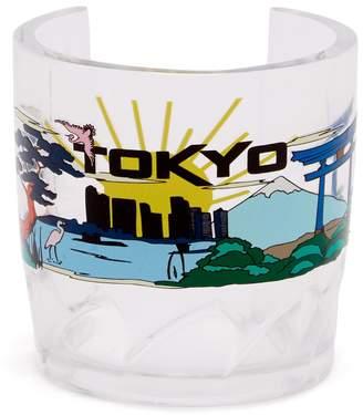 Balenciaga Tokyo acetate cuff