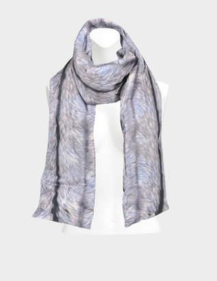 Maison Margiela Optic Illusion scarf