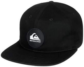 Quiksilver Tap Addict Logo Cap