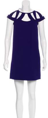 Diane von Furstenberg Achava Cutout Dress w/ Tags