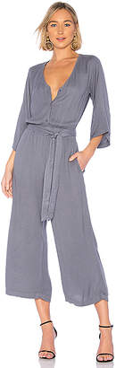 Bella Dahl Kimono Sleeve Jumpsuit