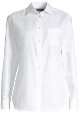 Max Mara Cairate Poplin Shirt
