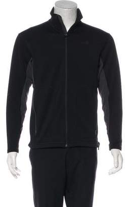 The North Face Mock Neck Zip-Up Jacket