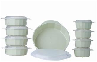 La Cuisine LaCuisine?????? LaCuisine 18pc Microwave Cookware Set
