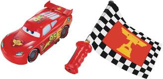 Disney Pixar Disney / Pixar's Cars Remote Control Flag Finish Lightning McQueen