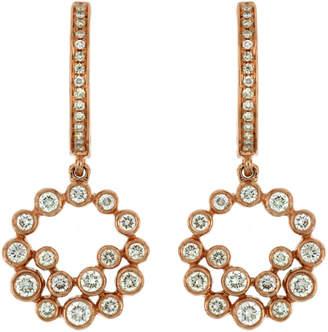 LeVian Suzy Diamonds Suzy 14K Rose Gold 0.67 Ct. Tw. Diamond Earrings