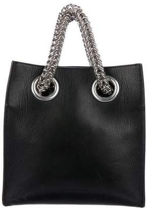 Alexander Wang Genesis Box Chain Shopper