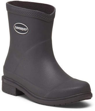 Galochas Low Matte Rain Boots