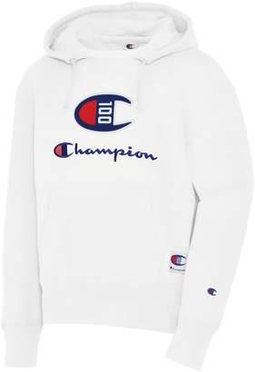 Champion Century Cotton-Blend Pullover Hoodie