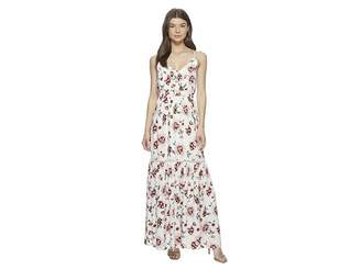 BB Dakota Kogan Pretty Meadows Printed Maxi Dress