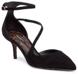 Dolce & Gabbana Strappy Stiletto Heel