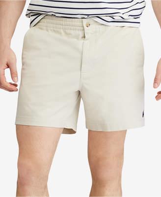 "Polo Ralph Lauren Men's Big & Tall 8"" Classic Fit Prepster Shorts"